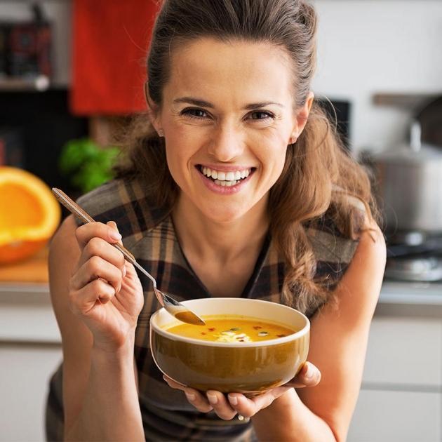 Konsumsi Sup Ayam untuk Cegah Flu