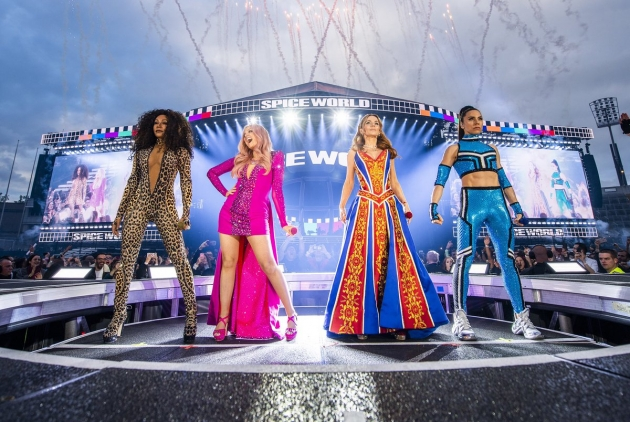 Konser Spice Girls Ditinggal Fans, Soundsystem Rusak