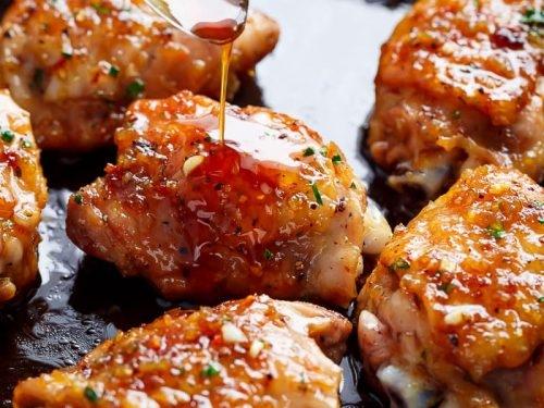 Yuk Buat Ayam Saus Madu Ala Rumahan