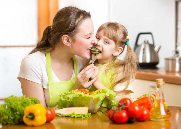 Makanan Terbaik Untuk Kesehatan Mata Anak