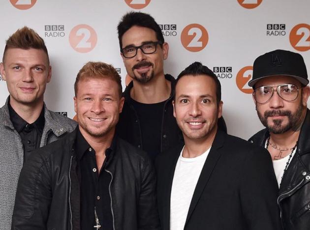 Siap-Siap! Backstreet Boys Akan Konser Di Jakarta