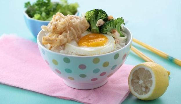 Buat Rice Bowl Jamur Crispy Yukk