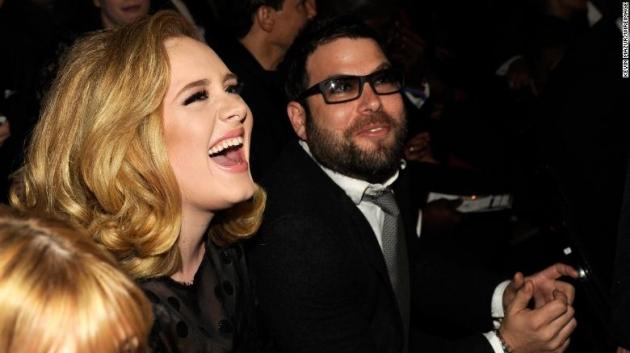 Adele dan Simon Konecki Berpisah?