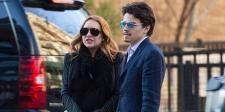 Aksi Kasar Egor Tarabasov Pada Lindsay Lohan Yang Terekam Kamera