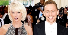 Amber Rose Dukung Pasangan Taylor Swift dan Tom Hiddleston