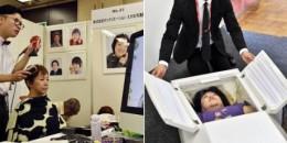 Shukasu Festa, Tes Makeup Sebelum Meninggal ala Jepang