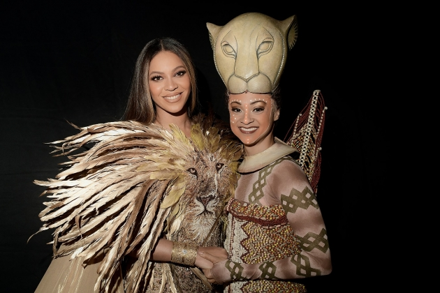 Beyonce Pamer Soundtrack The Lion King