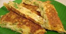 Bikin Telur Dadar Padang untuk Sarapan Yuk...