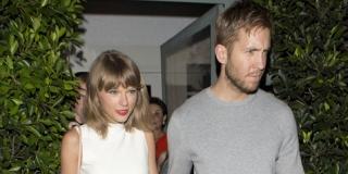Bocor, Foto Panas Taylor Swift-Calvin Harris Bakal Beredar Luas?