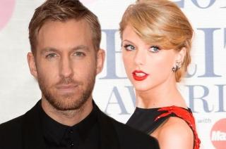 Taylor Swift Anggap Calvin Harris Pria Sempurna
