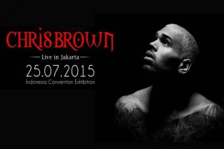 Chris Brown Live in Jakarta
