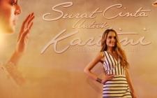 Cinta Laura Dukung Pevita Pearce yang Idap Kanker Payudara