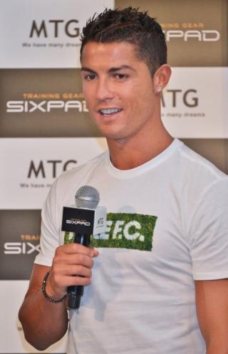 Cristiano Ronaldo Akan Main Film Karya Sutradara Peraih Oscar?