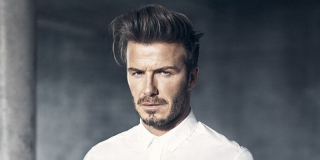 David Beckham Gandeng Justin Theroux Bikin Baju Trendi