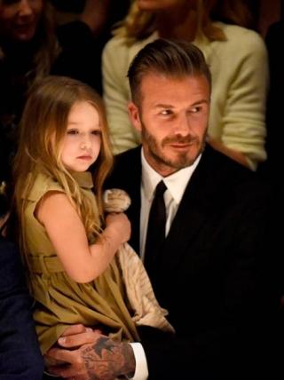 David Beckham Tak Ingin Potong Rambut Harper, Kenapa Sih?