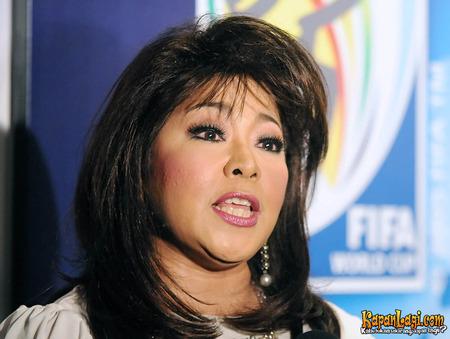 Penyanyi Lawas Diana Nasution Tutup Usia