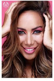 The Body Shop Rilis Koleksi Kosmetik Leona Lewis