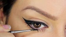 Contek 10 Macam Gaya Eyeliner