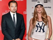 Dikabarkan Pacaran, Leonardo DiCaprio Dapat Pesan dari Keluarga Nina Agdal
