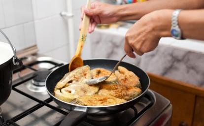 Tips Agar Wajan Tidak Lengket Untuk Menggoreng