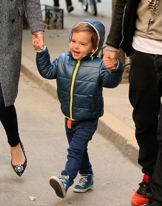 Putra Miranda dan Orlando Tetap Ceria Walau Orang Tuanya Berpisah