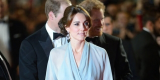 Kate Middleton Ketahuan Pakai Baju Bekas Lagi