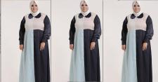 Hindari Busana Layering untuk Hijabers Bertubuh Besar