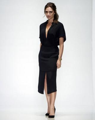 Victoria Beckham Pamerkan Koleksi Bergaya Edgy dan Sporty di NYFW