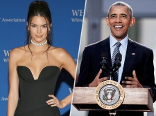 Jadi ''Korban'' Candaan Obama, Kendall Jenner Justru Tersanjung
