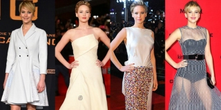 Penampilan Jennifer Lawrence di Atas Red Carpet