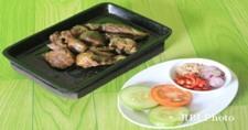 Kambing Goreng 'Hot Plate' ala Warung Bakkah