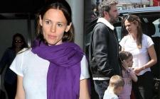 Jennifer Garner Hamil, Ben Affleck Tak Jadi Cerai