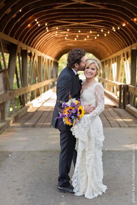 Kelly Clarkson dan Brandon Blackstock Resmi Menikah!