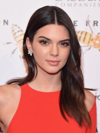 Rambut Baru Kendall Jenner