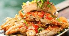 Menu Kepiting dengan Cita Rasa Hidangan Peranakan
