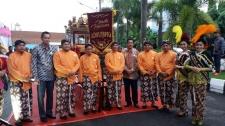 Kereta Kencana Percantik Bandara Yogyakarta