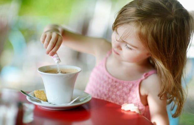 Waspada risiko kafein untuk balita