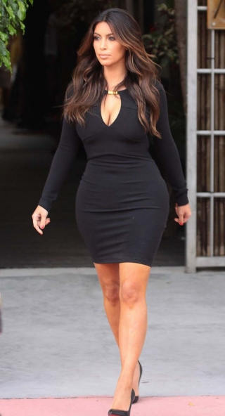 Kim Kardashian Muncul Lagi di Depan Umum Jika ...