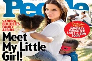 Sandra Bullock Adopsi Anak Ke-2nya