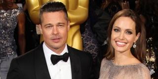 Foto Angelina Jolie Dan Anaknya Hasil Potretan Brad Pitt