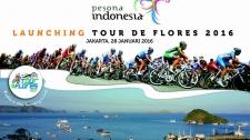 Tour de Flores 2016 Momen Kebangkitan Pariwisata Indonesia