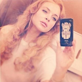 Penampilan Baru Lindsay Lohan, Makin Cantik!