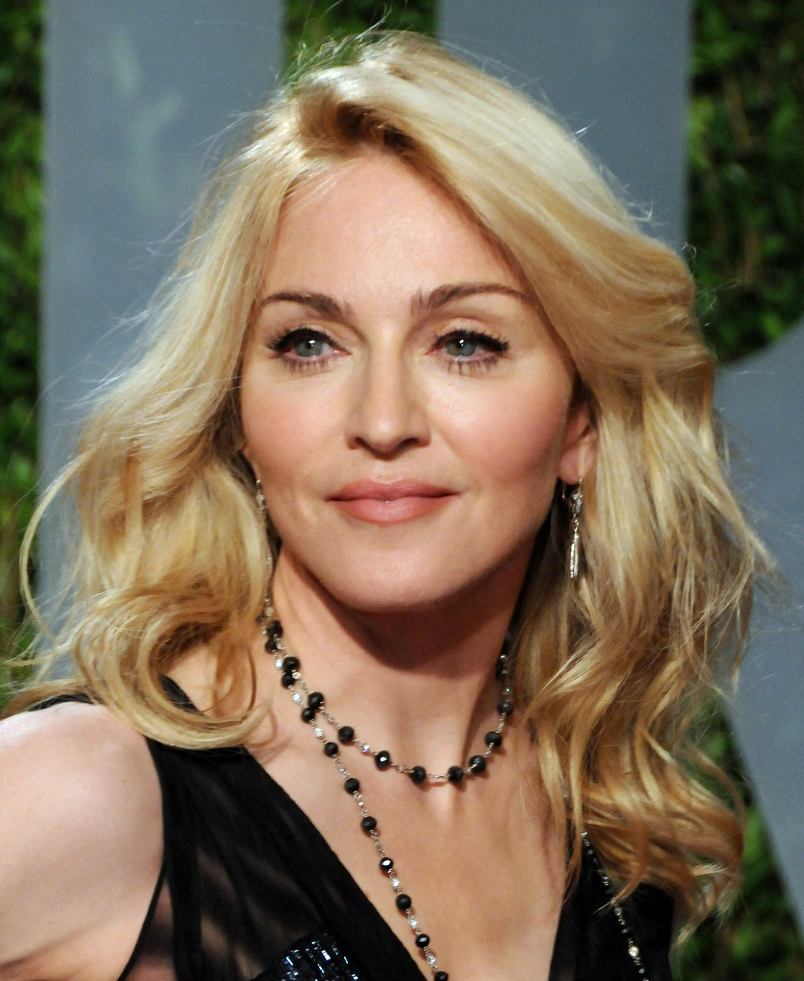 Madonna Bermimpi Pernah Bercinta dengan Brad Pitt