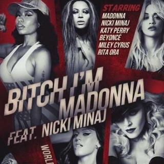 Madonna Bersekutu 'Melawan' Taylor Swift?
