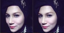Marini Zumarnis: Jilbab Maksimal Jarumnya Tiga!