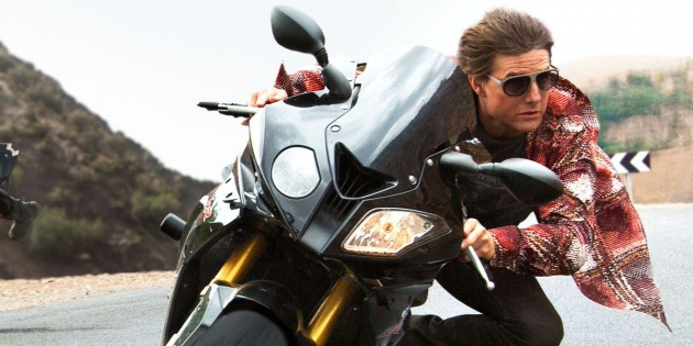 TOM CRUISE: MISSION IMPOSSIBLE 6 LEBIH LIAR
