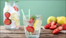 Minuman Detox untuk Mengecilkan Perut Buncit