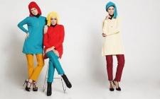Mix and Match Polo Shirt untuk Hijabers