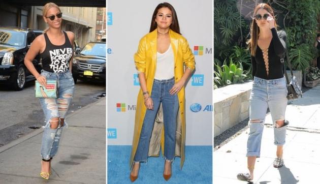 Model Jeans Yang Trending Tahun Ini