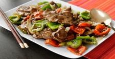 Paling Enak untuk Lauk Makan Malam: Sapi Lada Hitam